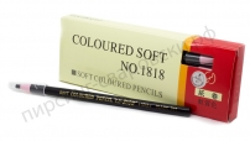 Soft coloured pensil (карандаш для эскизов перманентного макияжа самозатачивающийся)