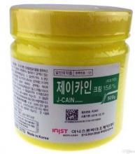 Крем J-CAIN cream 500 грамм (брутто) 15.6% (Джи-каин крем)