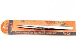 Пинцет для наращивания ресниц BaiSidai прямой