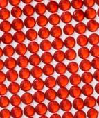 Стразы для инкрустации красные  90*430