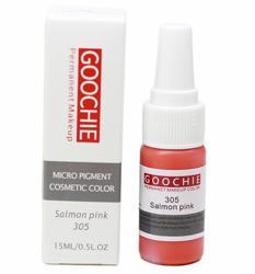 Пигмент для перманентного макияжа (татуажа) Goochie 305 Salmon pink -