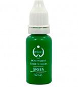 Пигмент для татуажа BioTouch Green (Зеленый)