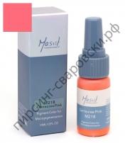 Пигмент для перманентного макияжа Mastor M218 Centaurea Pink