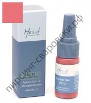 Пигмент для перманентного макияжа Mastor M212 Purplish Red