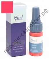 Пигмент для перманентного макияжа Mastor M206 Peach -